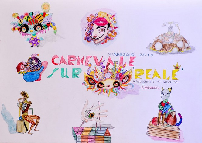 """Carnevale surreale"""