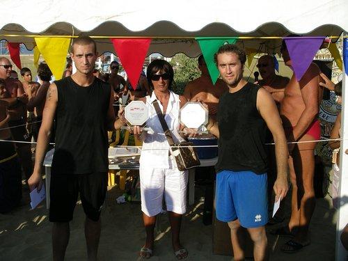 Grande successo per il torneo trofeo carnevaldarsena - Bagno arizona viareggio ...