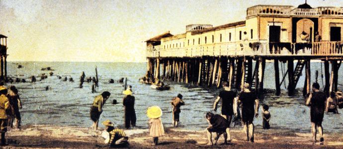Stessa spiaggia stesso mare al bagno arizona la storia di viareggio a cura di umberto guidi - Bagno milano viareggio ...