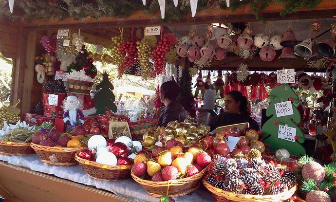Un successo per i mercatini di natale in piazza mazzini - Mercatino di natale piazza mazzini roma ...