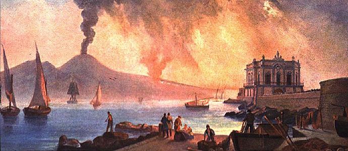 eruzione 1861