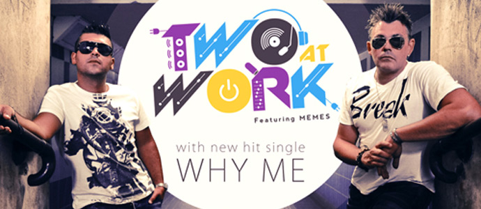 "Esce il nuovo singolo di ""Two at work"""