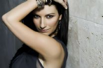 Laura Pausini a Torre del Lago con la DATA ZERO della ripresa del suo The Greatest Hits World Tour