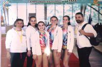 Fenix a.s.d., ottimi risultati ai Campionati Nazionali di ginnastica artistica femminile U.I.S.P.