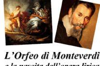 L'Orfeo di Monteverdi e la nascita dell'opera lirica: appuntamento alla biblioteca di Torre del Lago