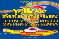 Al Bar Orsi, serata omaggio al mitico album «Yellow Submarine»