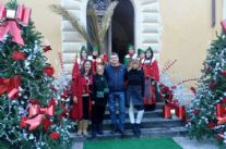 Il mondo di Babbo Natale sbarca in Versiliana
