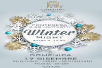 Winter Night, magia e divertimento alla Caffetteria del Corso