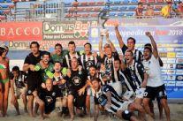Il Viareggio Beach Soccer vince la Supercoppa italiana