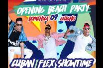 Cuban Flex, super guest del Mora Mora inaugurano la nuova veranda fronte mare