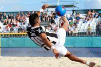 Il Viareggio Beach Soccer non sbaglia un colpo e fa en plein anche nella tappa di San Benedetto