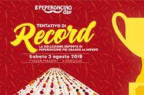 Sabato 3 agosto torna a Viareggio il Peperoncino Day!