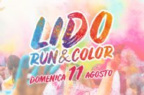 Lido Run & Color - domenica 11 agosto