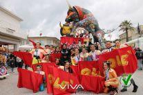 Carnevale: modifica alla raccolta rifiuti in zona Viareggio centro e Passeggiata