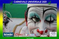 Le costruzioni di seconda categoria del Carnevale 2021