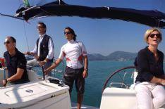 Gli Albergatori Toscani fanno gioco di squadra in barca a vela!