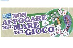 Libera Viareggio, 3° incontro Non affogare nel mare del gioco