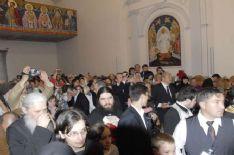 Invito conferenza stampa in occasione della Consacrazione della chiesa di Sant'Anastasio - sede della Parrocchia Ortodossa Romena di Lucca?