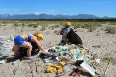Spiagge pulite alla Lecciona il 29 Maggio