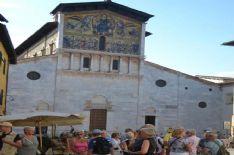 La costituzione dei rami onlus delle parrocchie del centro storico e l'accesso alla basilica di San Frediano