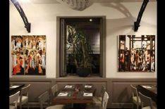Il noto ristorante Giannino arreda con un artista versiliese