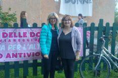 Paseggiata contro violenza di genere a Pietrasanta