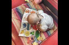 I laboratori di nati per leggere a Massarosa