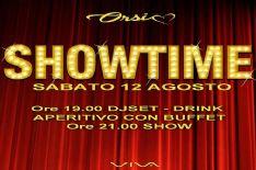 """Dalle 21 """"ShowTime"""" con la conduzione del poliedrico Daniele Maffei"""