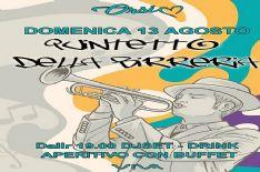 """Domenica 13, dalle 21, il """"Quintetto della Birreria"""""""