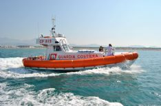Guardia costiera-operazione End of Waste