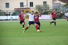 L'uomo copertina di giornata è il bomber del Pietrasanta che segna 4 gol e regala il successo 4-3 contro i cugini rivali bluamaranto
