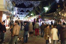 A rischio le luci di Natale nel centro di Viareggio