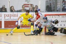 I rossoblù battono 12-2 gli svizzeri del Montreux. I bianconeri 15-2 i tedeschi dell'Iserlohn