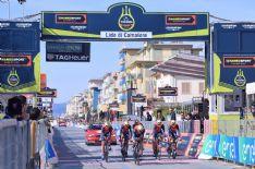 Tirreno-Adriatico 2018: il 7 e 8 marzo il via da Camaiore