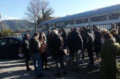 Licenziamenti alla Ercos Ponsi, ieri lo sciopero