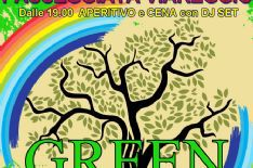 Notte bianca Viareggio: da Olivieri è Green Night