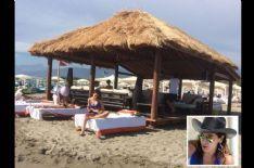 Capanna sulla spiaggia della Santanchè, il Demanio chiede la demolizione