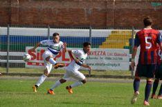 """I bianconerazzurri, alle prese col """"caso Romiti"""" (messo fuori rosa), perdono 2-0 col Montevarchi. I verdazzurri cadono 1-0 a Piancastagnaio"""