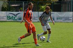 """I nostri migliori """"versiliesi"""" della domenica di Serie D: nella foto Falchini e Chelini"""