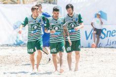I bianconeri di Santini hanno perso la semifinale con Terracina, battendo poi Napoli ai rigori nella finalina di consolazione
