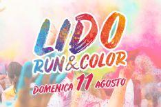 Una domenica di festa sulla spiaggia di Lido tra colori e musica