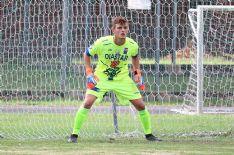 Nella foto il portierino Marco Petroni (classe 2000) che ha parato ben 3 rigori di fila nell'ottavo a Tavarnelle Val di Pesa