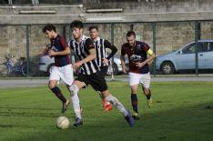 Real FQ sconfitto a Prato. Il Seravezza rimonta dal 2-0 al 2-2 con la Lucchese. Sospesa Massese-Camaiore. Pari della Virtus