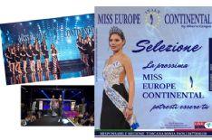 Le selezioni toscane di Miss Europe Continental a Camaiore