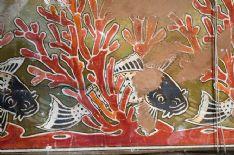 Scoperto a Torre del Lago un ciclo di decorazioni nella villa del Maestro