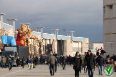 Laboratori di Cartapesta alla cittadella del Carnevale