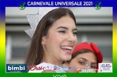 Miss Italia 2020 al Carnevale di Viareggio