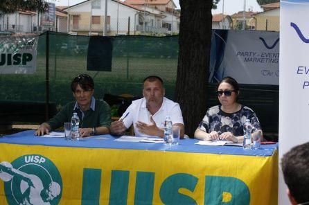 Sportival, la dichiarazione del Presidente UISP Provincia di LUCCA Andrea Strambi