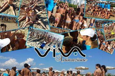 L'Associazione Viva seleziona animatori per la stagione