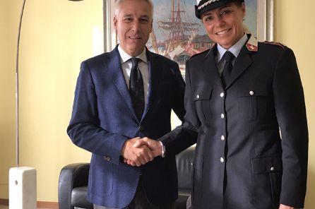 Iva Pagni nuova dirigente e comandante di polizia municipale